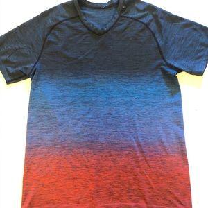 Lululemon Athletica Ombré Swiftly Tech T Shirt